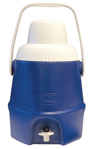 Cooler - Thorzt 5L with Tap - Blue