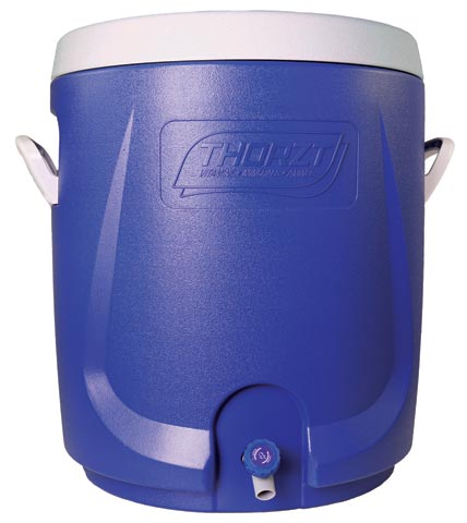 Cooler - Thorzt 55L with Tap - Blue