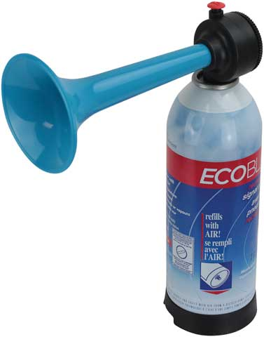 Air Horn - Eco Blast Rechargeable Alloy Signal Horn