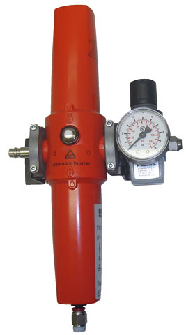 Airline Filter Regulator - Scott 2 Person
