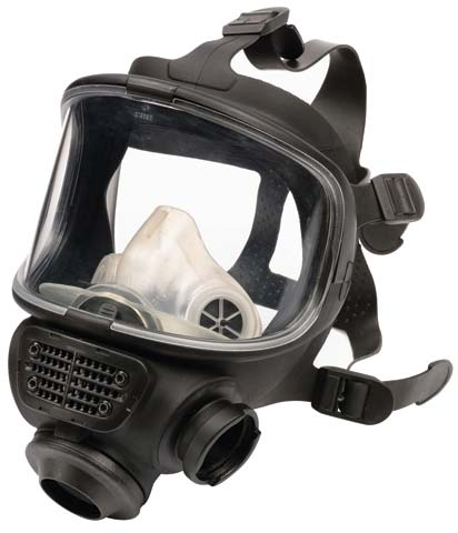 Respirator - Full Face Airline 3M 013190 LQF suits Scott Sigma 2 & 3M Flite Units