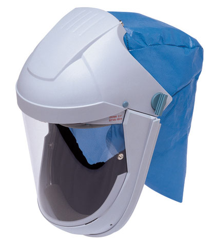 Respirator - Hood Airline Industrial Kit Honeywell AirVisor DMAK-0203 c/w Waist Belt/Regulator