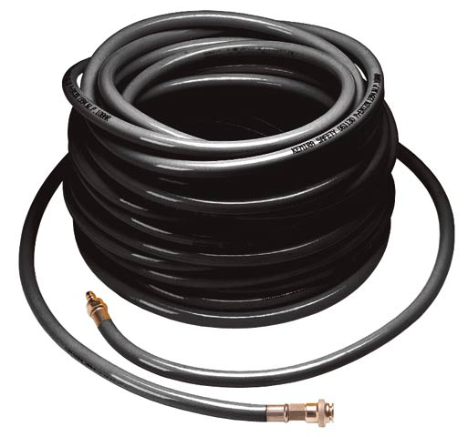 Airline Hose - PVC 3M Scott 1051463 10mm c/w CEN Rectus Couplings - 10M