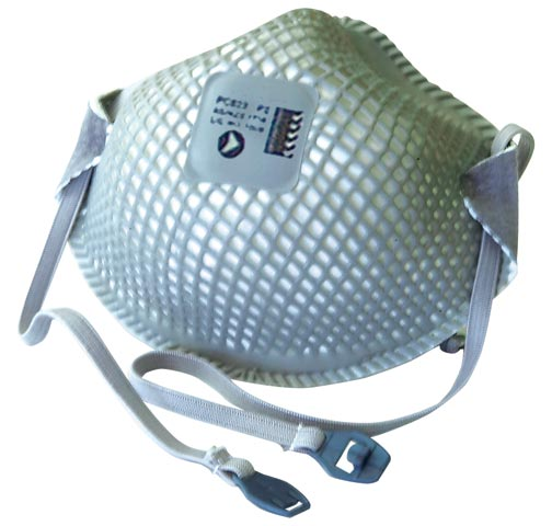 Respirator - Disposable ProChoice ProMesh P2 Cone