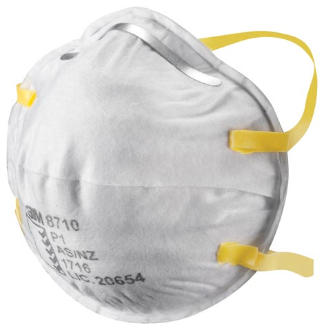 Respirator - Disposable 3M 8710 Classic P1