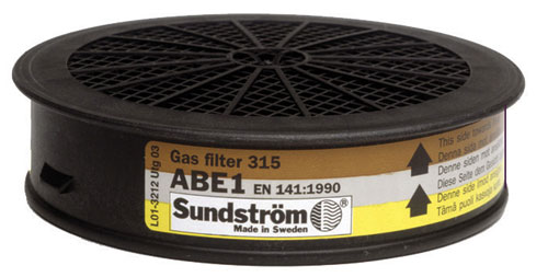 Filter - Sundström 315 Gas Filter ABE1