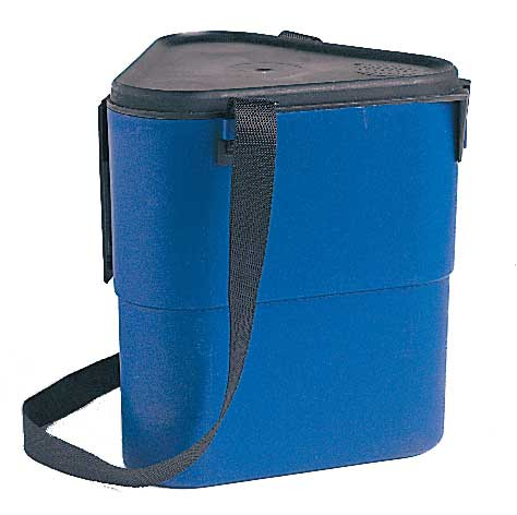 Storage Box - Half Face Sundstrom for SR100 & SR900 Respirators