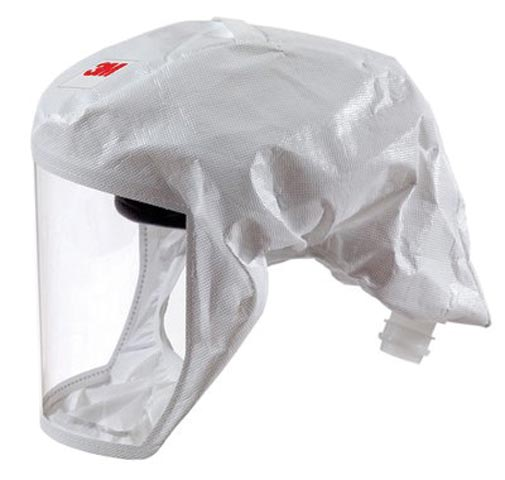 Respirator Head Top - Headcover/Visor 3M Versaflo S-133 for use with TR-300/TR-600 PAPR Turbo Units - L