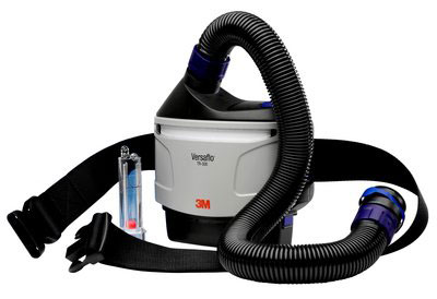 Respirator Turbo Unit Kit - PAPR 3M TR-315A Versaflo c/w TR-302E Turbo/Battery/Charger/Tube/A2P3