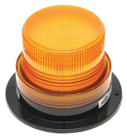 Beacon - LED Small ACOT500 Hardwire 12-24V DC - Amber