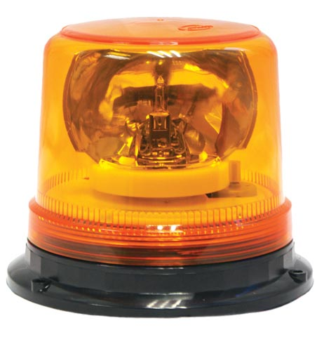 Beacon - Rotating ACOT500 Hardwire H1 12V 55W - Amber