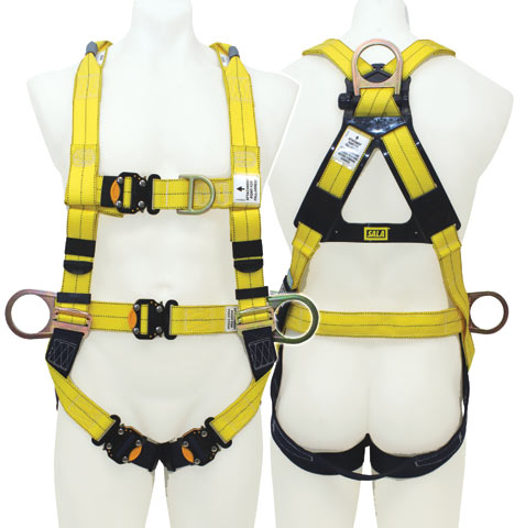 Harness - Sala Delta II All Purpose c/w Front/Rear/Side D-Rings/Waist Belt/ CS Loops & REPEL Webbing