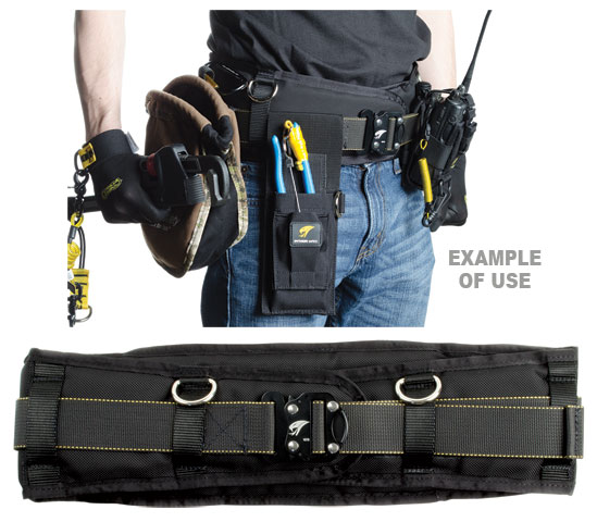 "Tool Belt - Python Comfort Toolbelt - Small-Medium (28""-36"")"