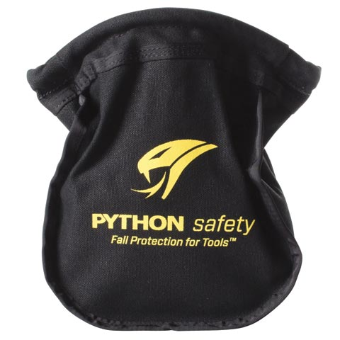 Parts Pouch - Python Small Parts Pouch - Canvas Black