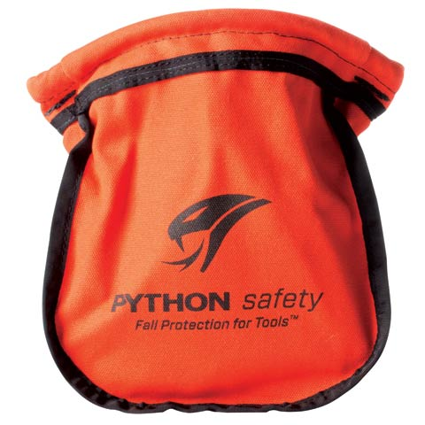 Parts Pouch -  Small Parts 3M 1500121 - Canvas Orange