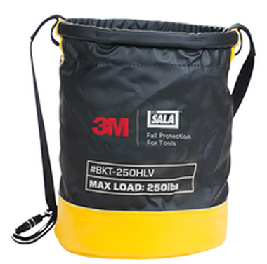 Safe Buckets - Python Safe Bucket 250Lb Load Rated Hook And Loop Vinyl