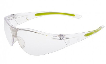 Spectacle - Clear Vision Safe Citron 296 HC/AF Lens