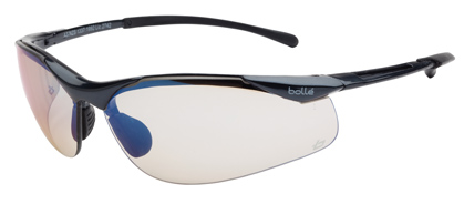 Spectacle - ESP Blue Flash Bolle Sidewinder Gunmetal Frame