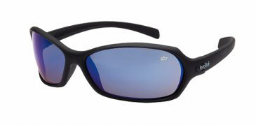 Spectacle - Blue Flash Bolle Hurricane HC Lens Black Frame