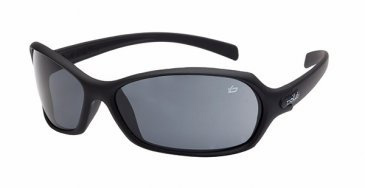 Spectacle - Smoke Bolle Hurricane AS/AF Lens Black Frame
