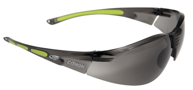 Spectacle - Smoke Vision Safe Citron 296 HC Lens