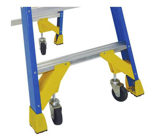 Wheel System - Castor Kit suits Bailey P150 Ladders