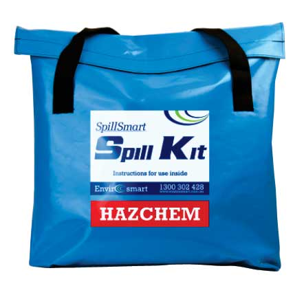 Spill Kit - HazChem SpillSmart Mobile Bag - 50 L