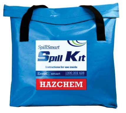 Spill Kit - HazChem SpillSmart Mobile Bag - 80 L