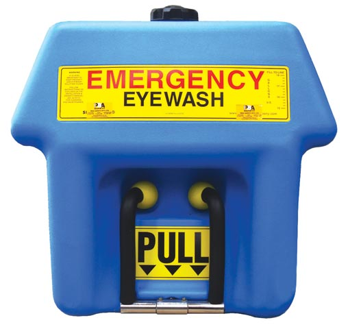 Eye Wash - Portable Speakman Gravity Fed - 79L
