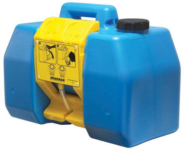 Eye Wash - Portable Speakman Gravity Flow - 34L