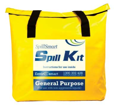 Spill Kit - General Purpose SpillSmart Mobile Bag - 50 L