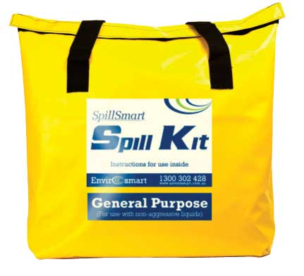 Spill Kit - General Purpose SpillSmart Mobile Bag - 80 L