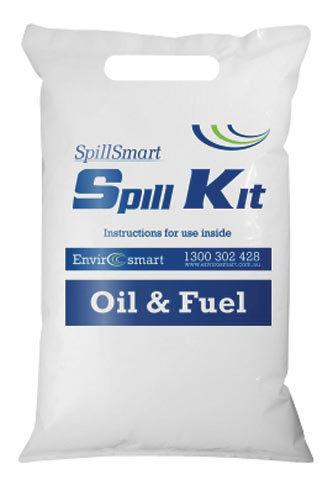 Spill Kit - Hydrocarbon On Water SpillSmart Single Use Bag - 15 L