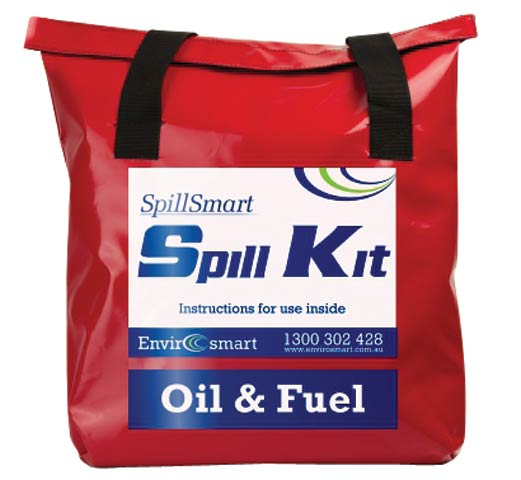 Spill Kit - Oil & Fuel SpillSmart Mobile Bag - 30 L