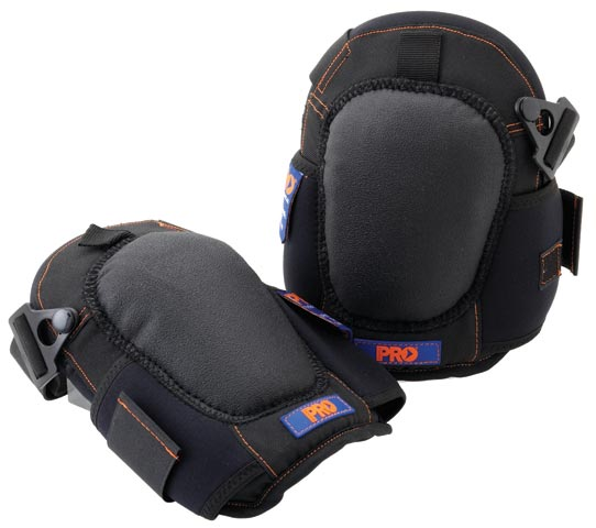 Knee Pads - ProChoice ProComfort Synthetic Leather Shell