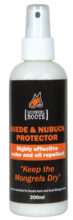 Leather Protector - Suede/Leather Water & Oil Repellent Atomiser Spray Bottle - 200ml