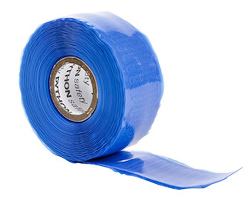 Tape - Quick Wrap 3M 1500171 Tool Tether Heavy Duty 25.4mm Wide x 5.5m x 1 Roll - Blue