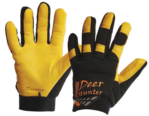 Glove - Leather Synthetic ProFit Deer Skin - S