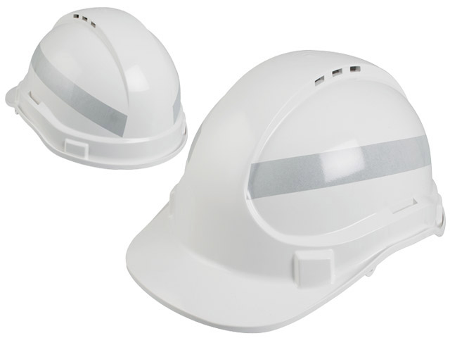 POA Tape - Reflective 25mm For 3M Caps Factory Fitted 2 Strips (Side) - Silver