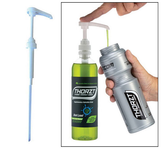 Pump Dispenser - Thorzt 600ml Concentrate