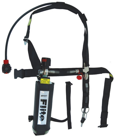 Bandolier - Airline Harness 3M Flite COV 2030177 (Face Mask & Cylinder not included)