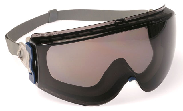 Goggle - Smoke Honeywell Maxx Pro 1011072GYAN MI/Splash HC/AF Lens Indirect Ventilation