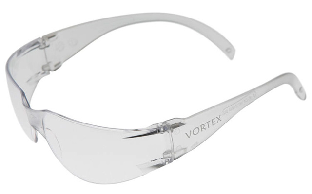 Spectacle - Clear VisionSafe Vortex HC Lens