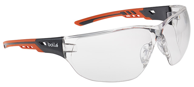 Spectacle - Clear Bolle Ness Plus Platinum AS/AF Lens