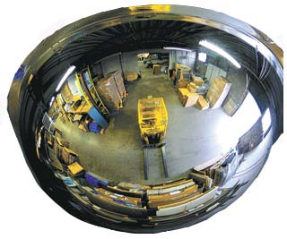 Mirror Dome - Xtreme Vision Full Dome Ceiling Mount 609mm