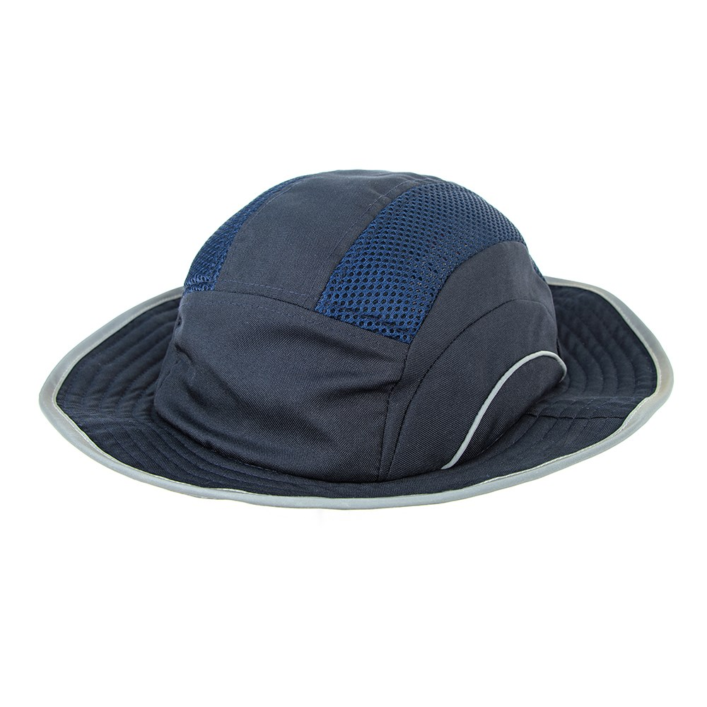 Bump Cap – ProChoice AIR BUMP Wide Brim BCWBN with padded inserts - Navy