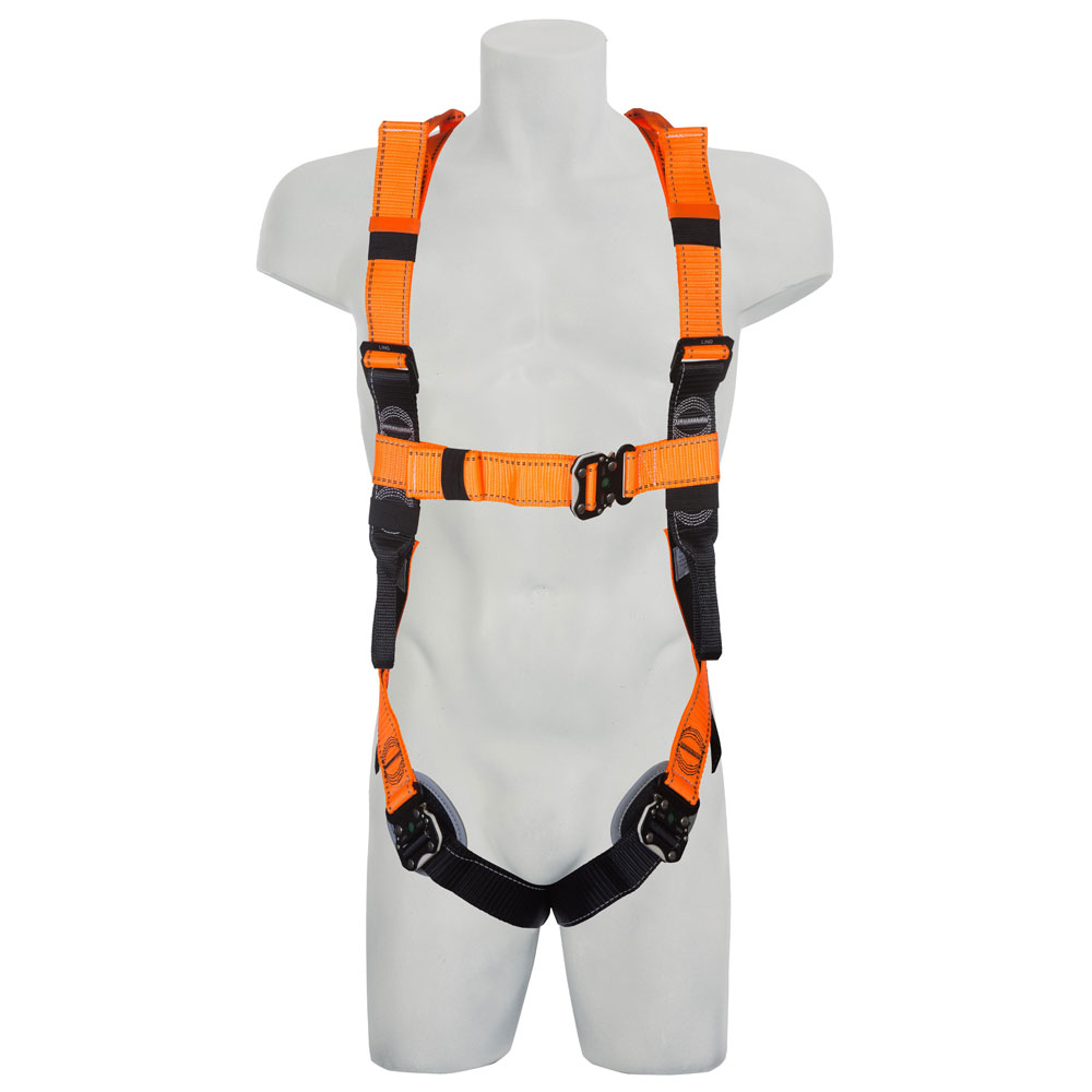 Harness - LinQ Essential H101QR-HW Hot Works with Quick Release & Kevlar Webbing - M/L