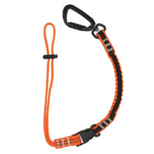 Tool Lanyard - Double Action Karabiner LinQ TLKDDS with Detachable Tool Strap 60cm