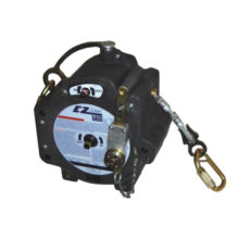 Lifeline - Retractable EZ-Line Horizontal System 3M DBI-Sala 7605061 Cable - Rated for Two Users - 18.2M