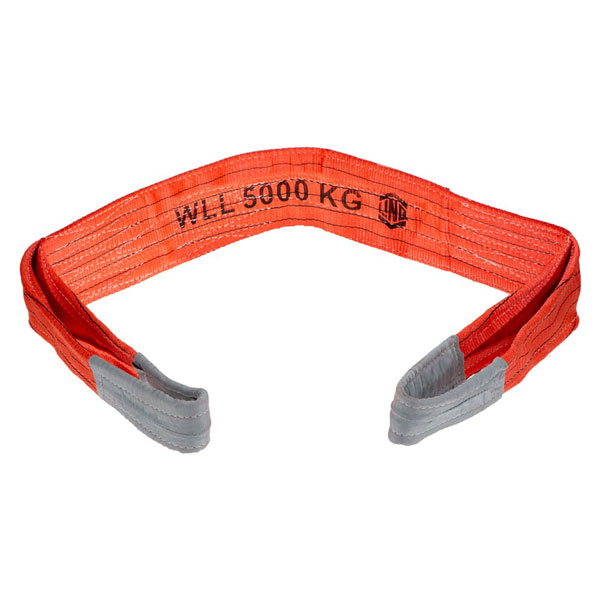 Sling - Flat LinQ SF05060 Red Polyester 5T - 6.0M